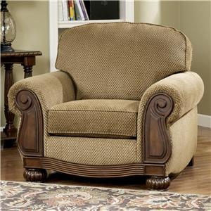 Signature Design by Ashley Lynnwood - Amber Chair