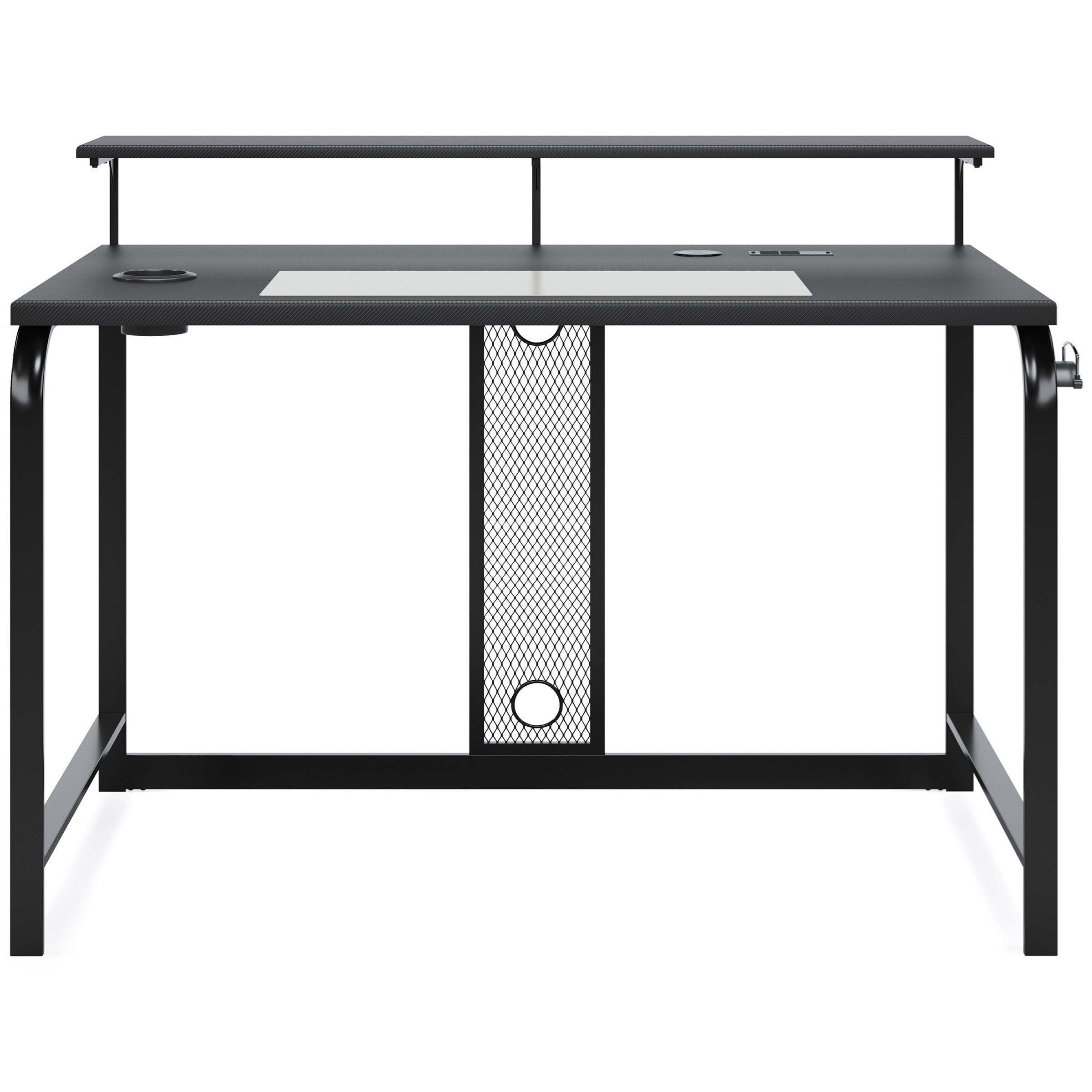 """Lynxtyn 48"""" Home Office Desk by Ashley (Signature Design) at Johnny Janosik"""