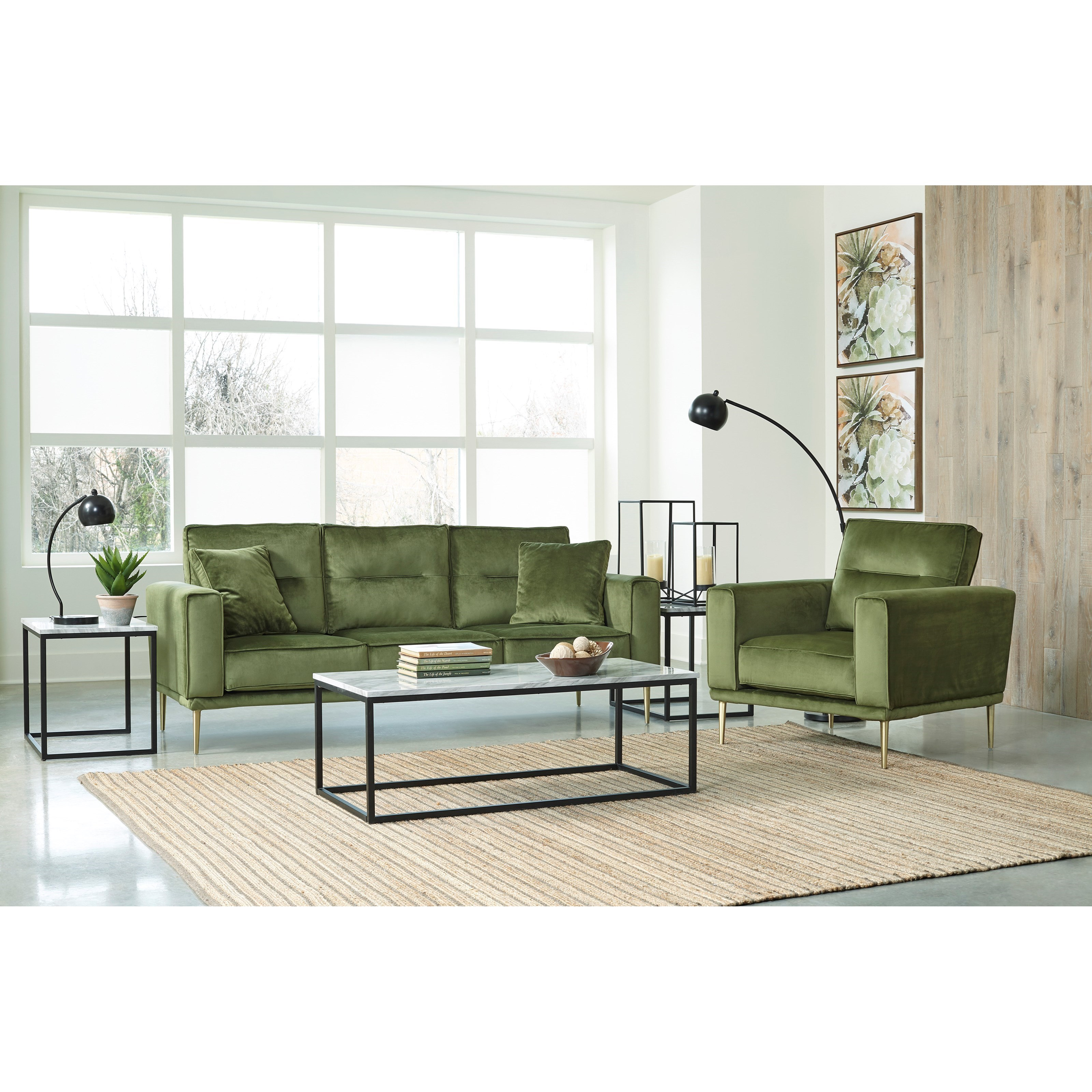 Macleary Living Room Group by Signature Design by Ashley at Household Furniture