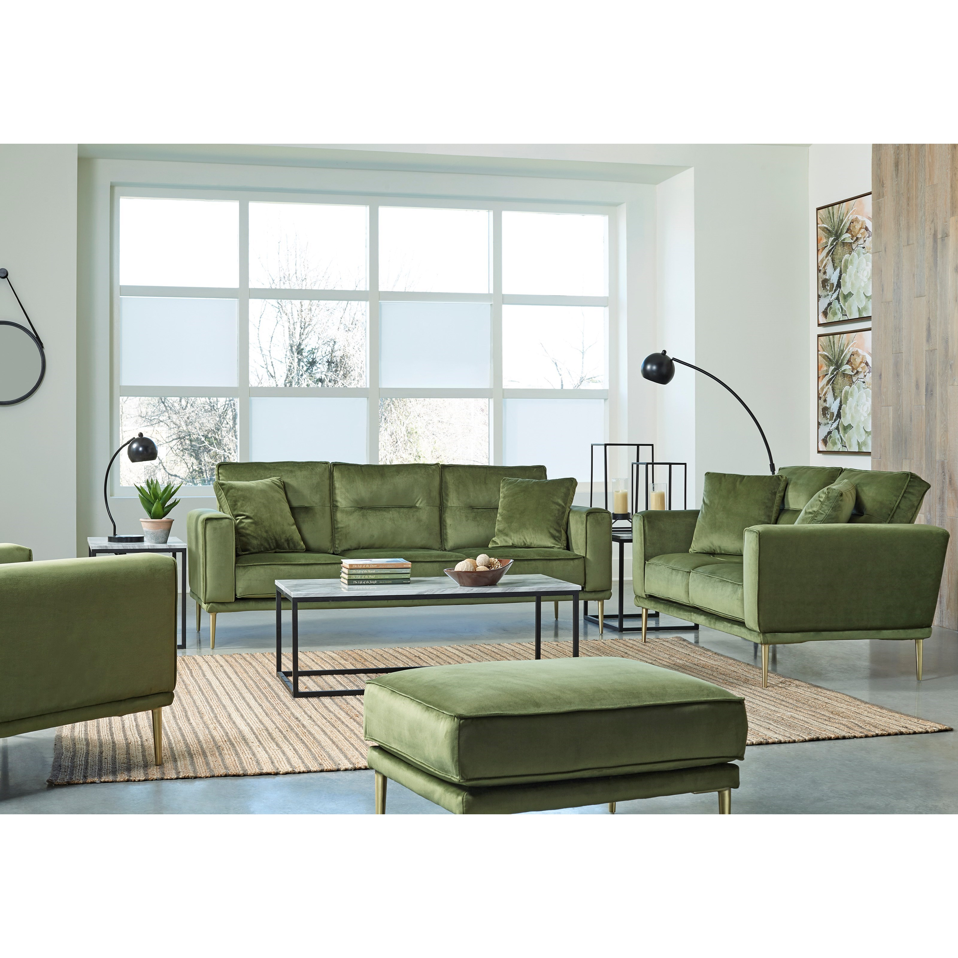 Macleary Living Room Group by Signature Design by Ashley at Northeast Factory Direct