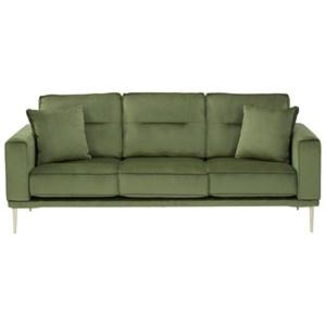 Modern Sofa with Metal Legs