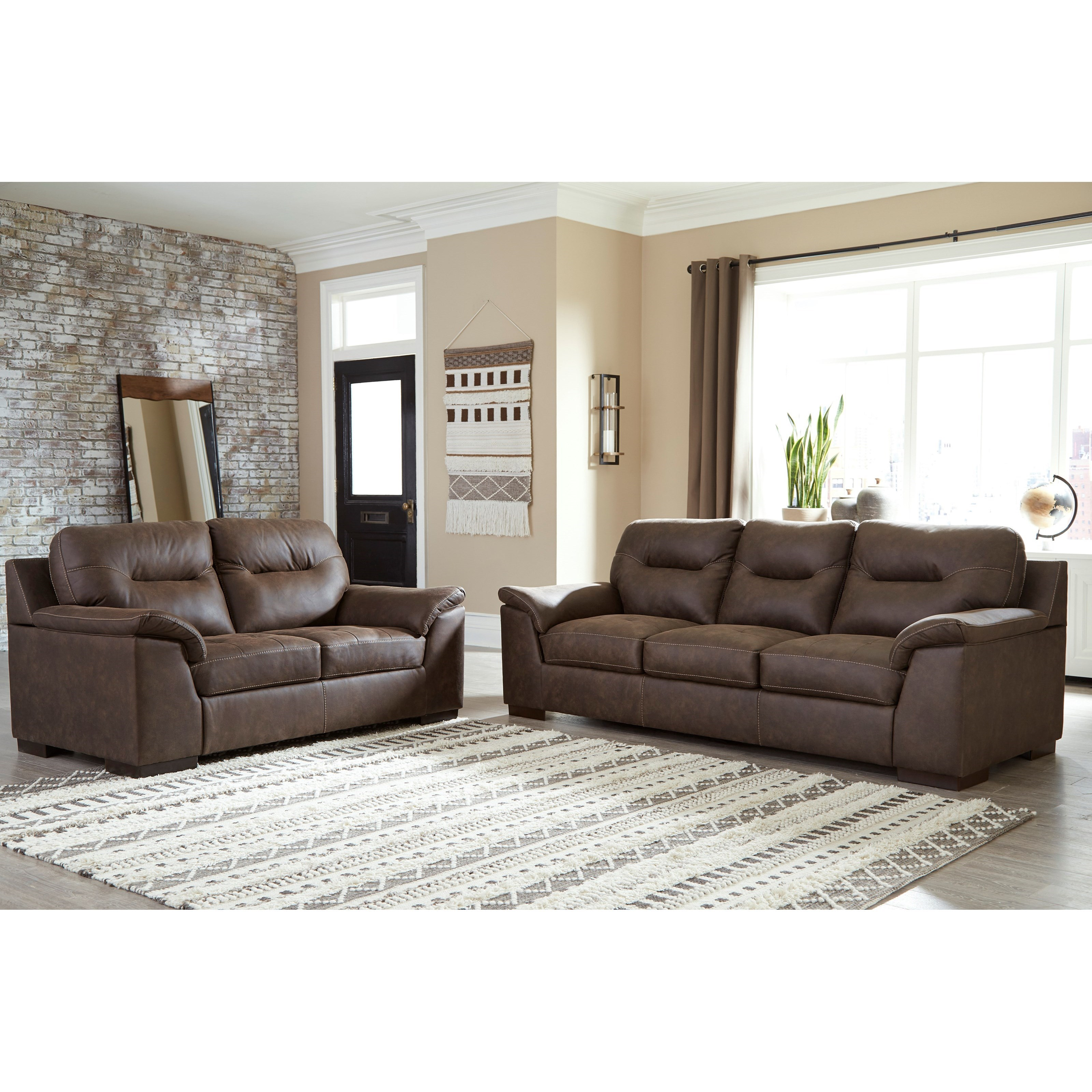 Maderla Living Room Group by Signature Design by Ashley at Lapeer Furniture & Mattress Center