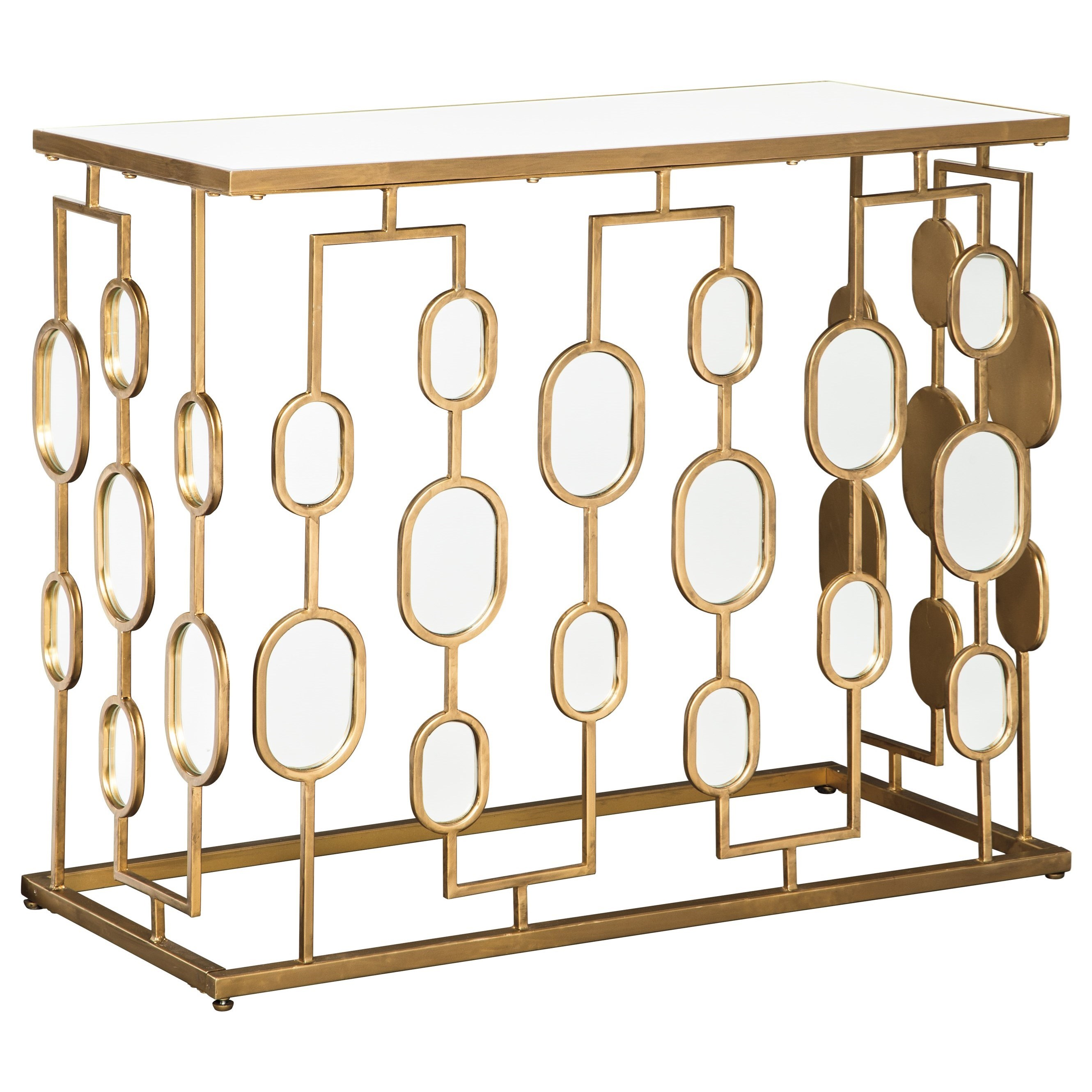 Majaci Console Table at Ruby Gordon Home