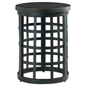Signature Design by Ashley Marimon Round End Table