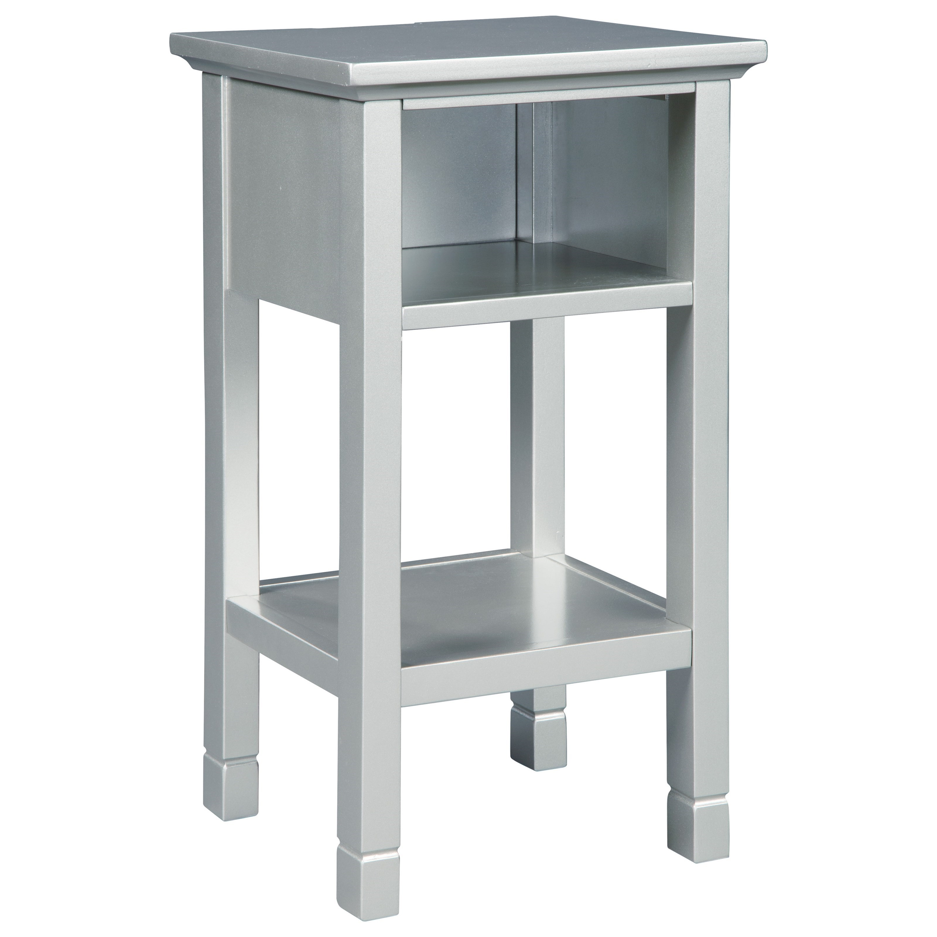 Marnville Accent Table by Benchcraft at Virginia Furniture Market