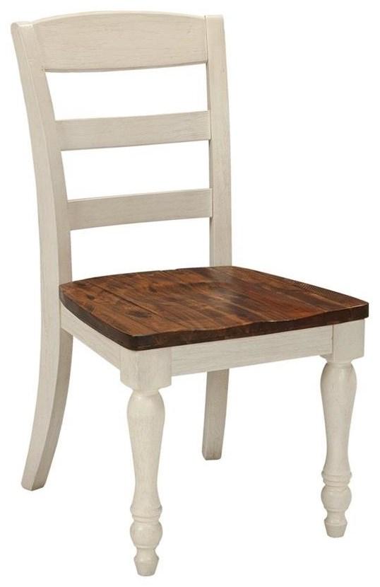 Marsilona Marsilona Side Chair by Ashley at Morris Home