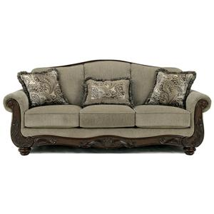 Signature Design by Ashley Furniture Martinsburg - Meadow Sofa
