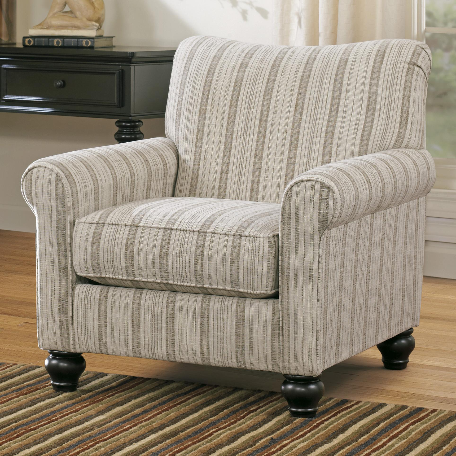 Milari Accent Chair by Signature Design at Fisher Home Furnishings