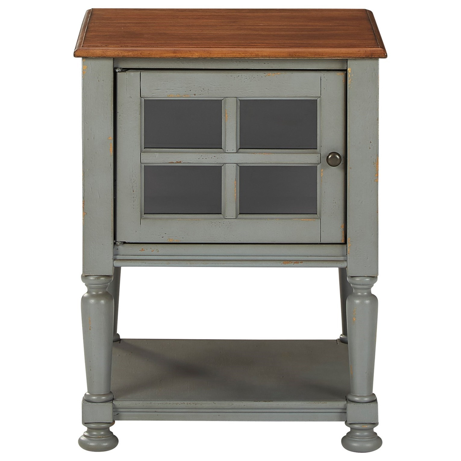 Mirimyn Accent Cabinet by Signature Design by Ashley at Sam Levitz Outlet