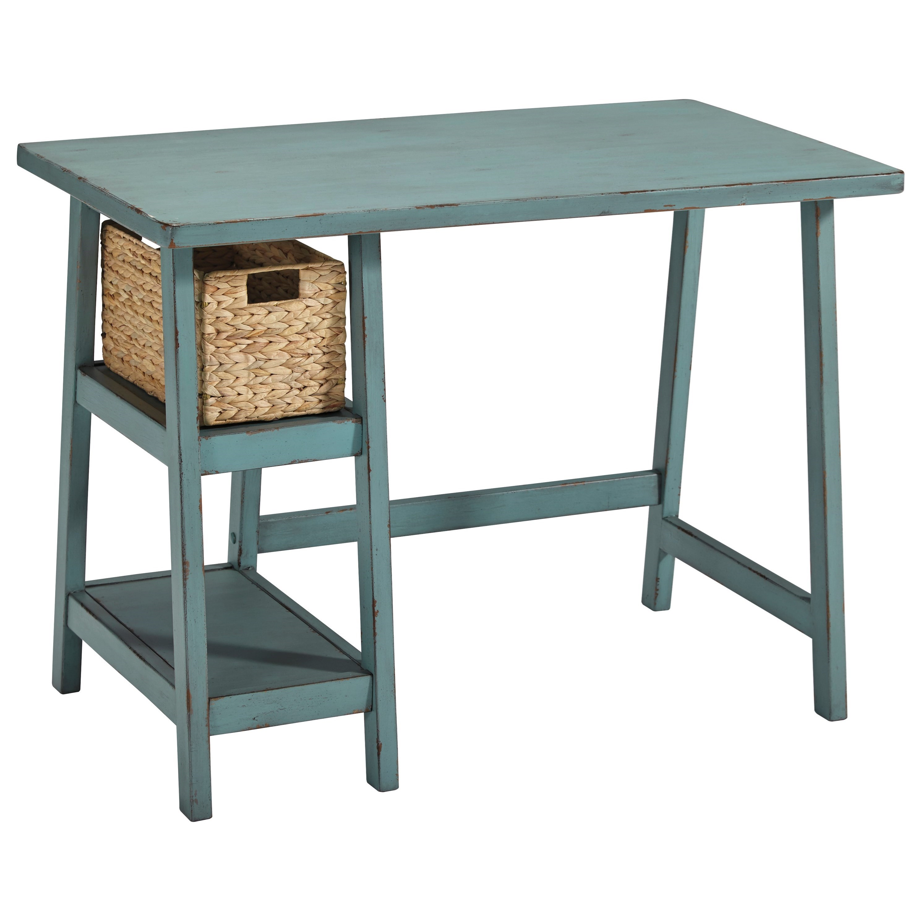 EMILY Home Office Small Desk by StyleLine at EFO Furniture Outlet