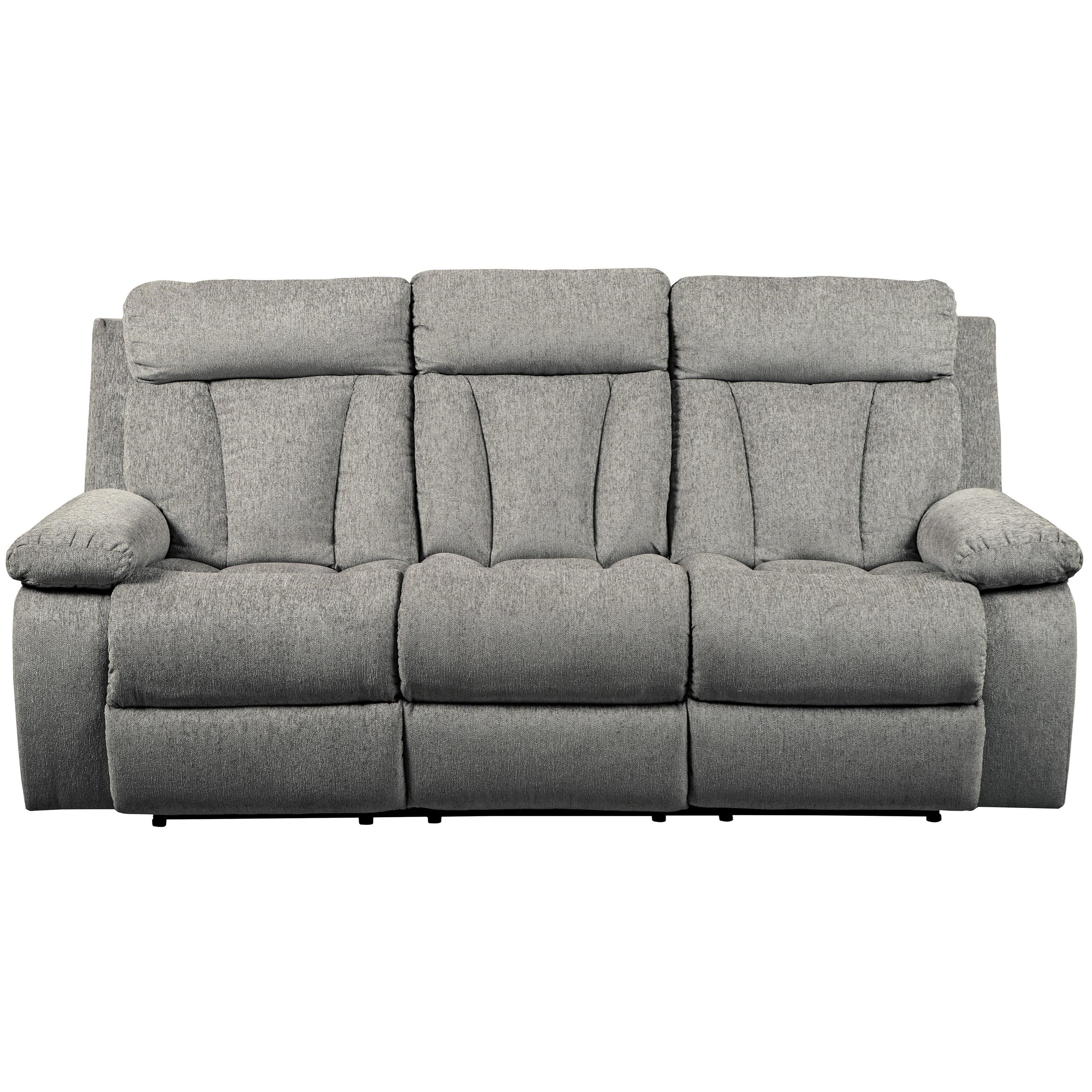 Middleton Reclining Sofa by Signature at Walker's Furniture