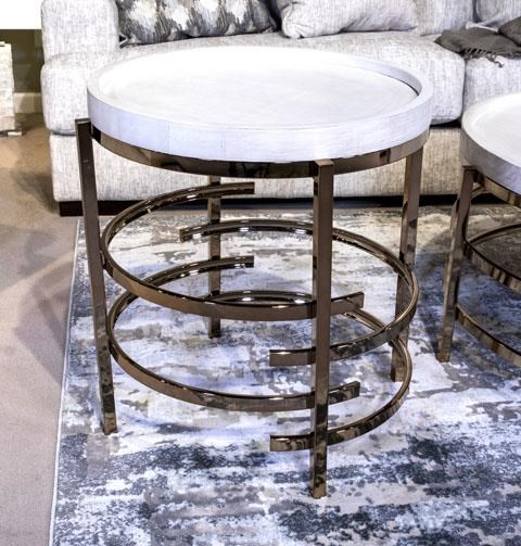 Montiflyn End Table by Signature Design by Ashley at Sam Levitz Furniture