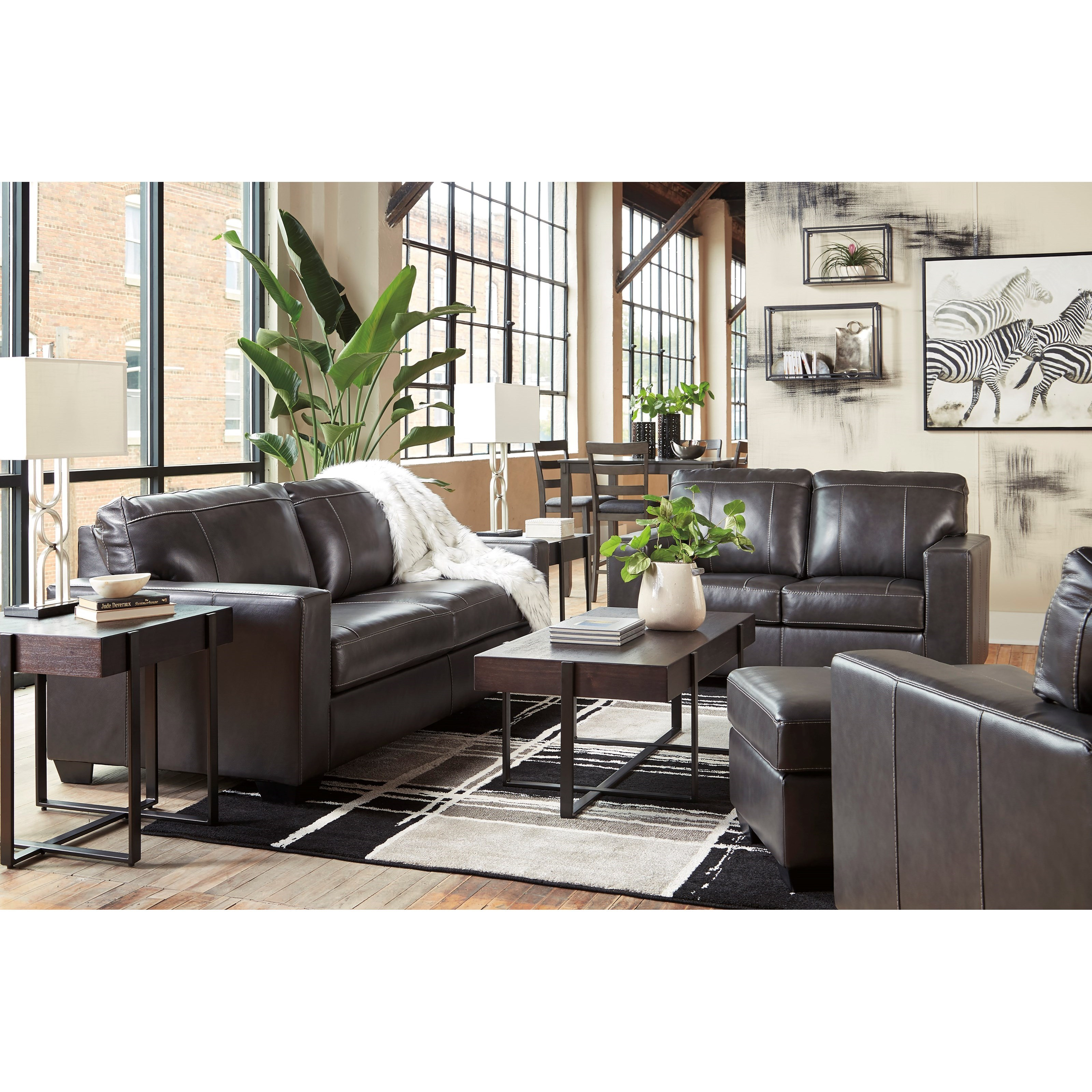Morelos Stationary Living Room Group by Ashley (Signature Design) at Johnny Janosik