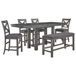 6pc Dining Room Group