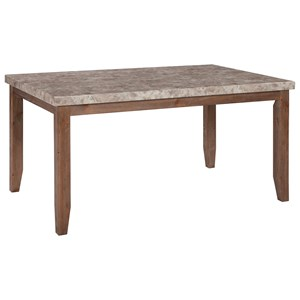Signature Design by Ashley Narvilla Rectangular Dining Room Table