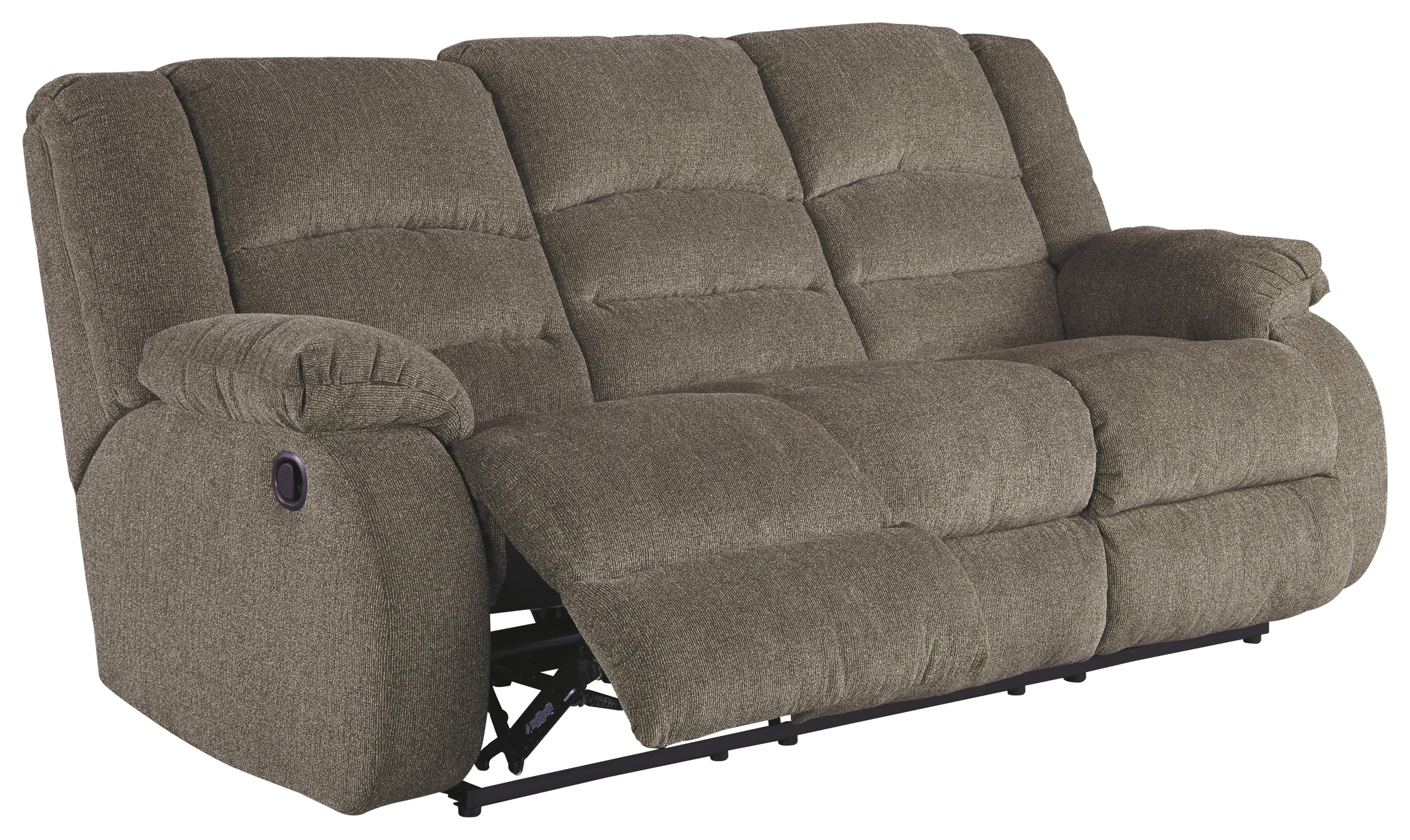 Nason Reclining Sofa by Signature Design by Ashley at Furniture and ApplianceMart