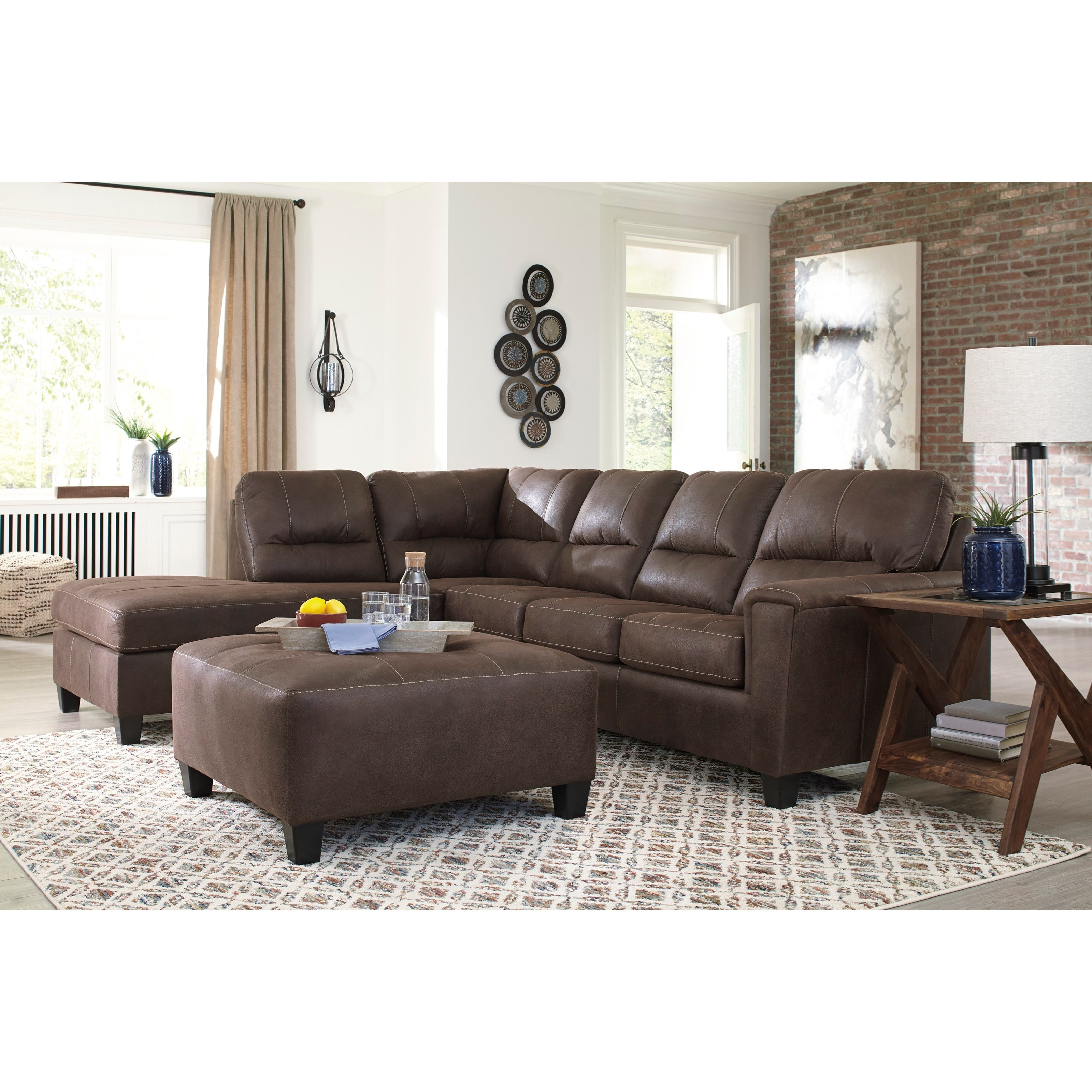 Navi Living Room Group by Ashley (Signature Design) at Johnny Janosik