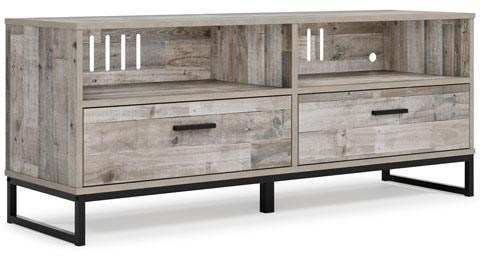 """Neilsville 53"""" Medium Size TV Stand by Signature Design by Ashley at Sam Levitz Outlet"""
