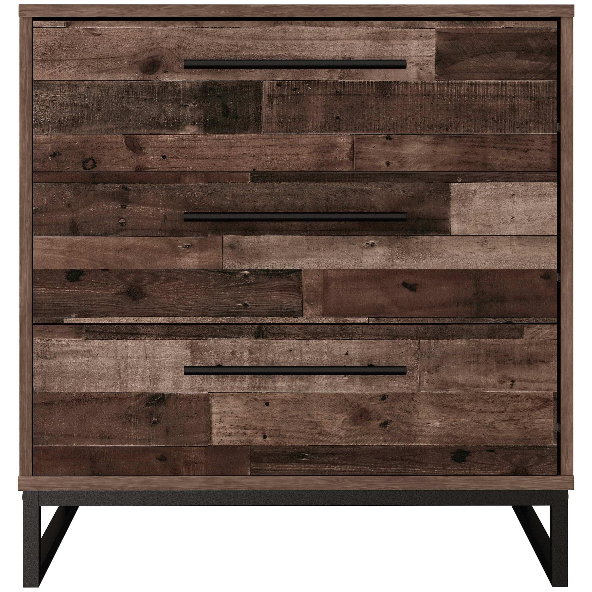 Neilsville 3-Drawer Chest by Signature Design by Ashley at Sparks HomeStore