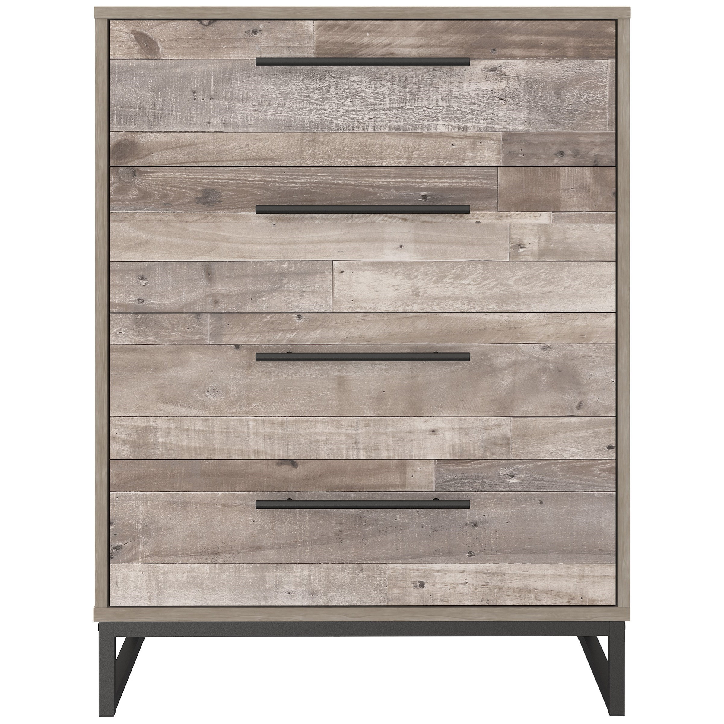 Neilsville 4-Drawer Chest by Ashley (Signature Design) at Johnny Janosik