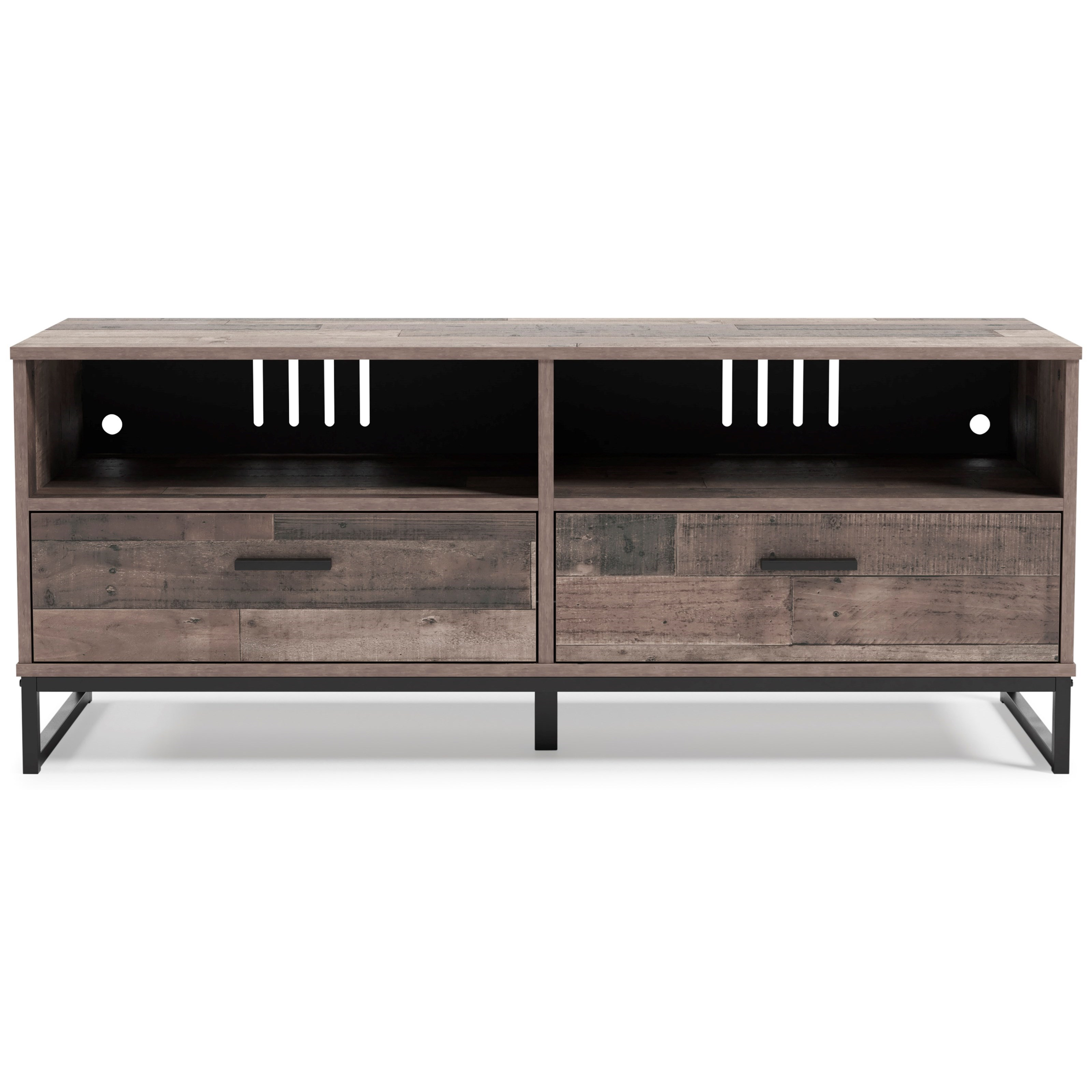 Neilsville Medium TV Stand by Signature Design by Ashley at Furniture Barn