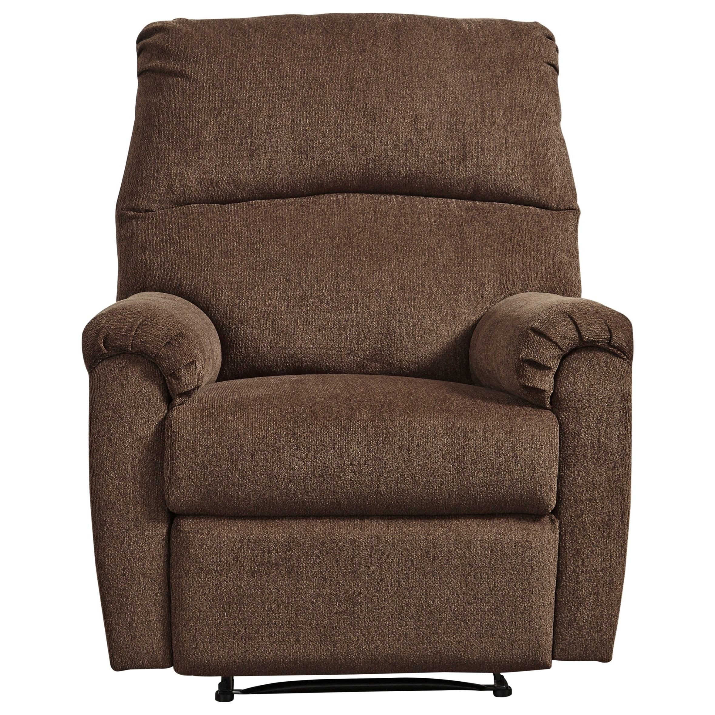 Nerviano Zero Wall Recliner by Signature Design by Ashley at Standard Furniture