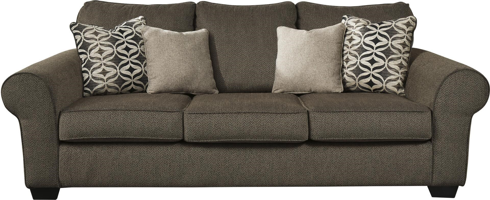 Nesso Nesso Sofa with Accent Pillows by Ashley at Morris Home