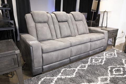 Next-Gen Power Reclining Sofa by Signature Design by Ashley at Sam Levitz Furniture