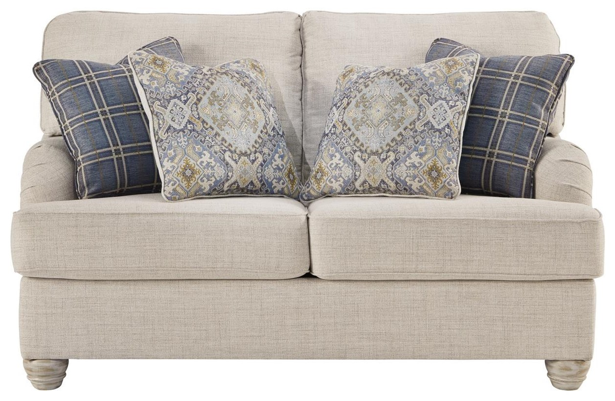 Nicola Nicola Loveseat by Ashley at Morris Home