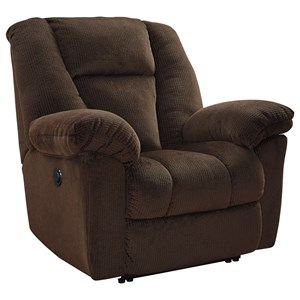 Casual Power Motion Recliner