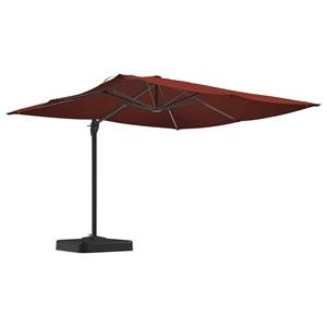 Burnt Orange Large Cantilever Umbrella