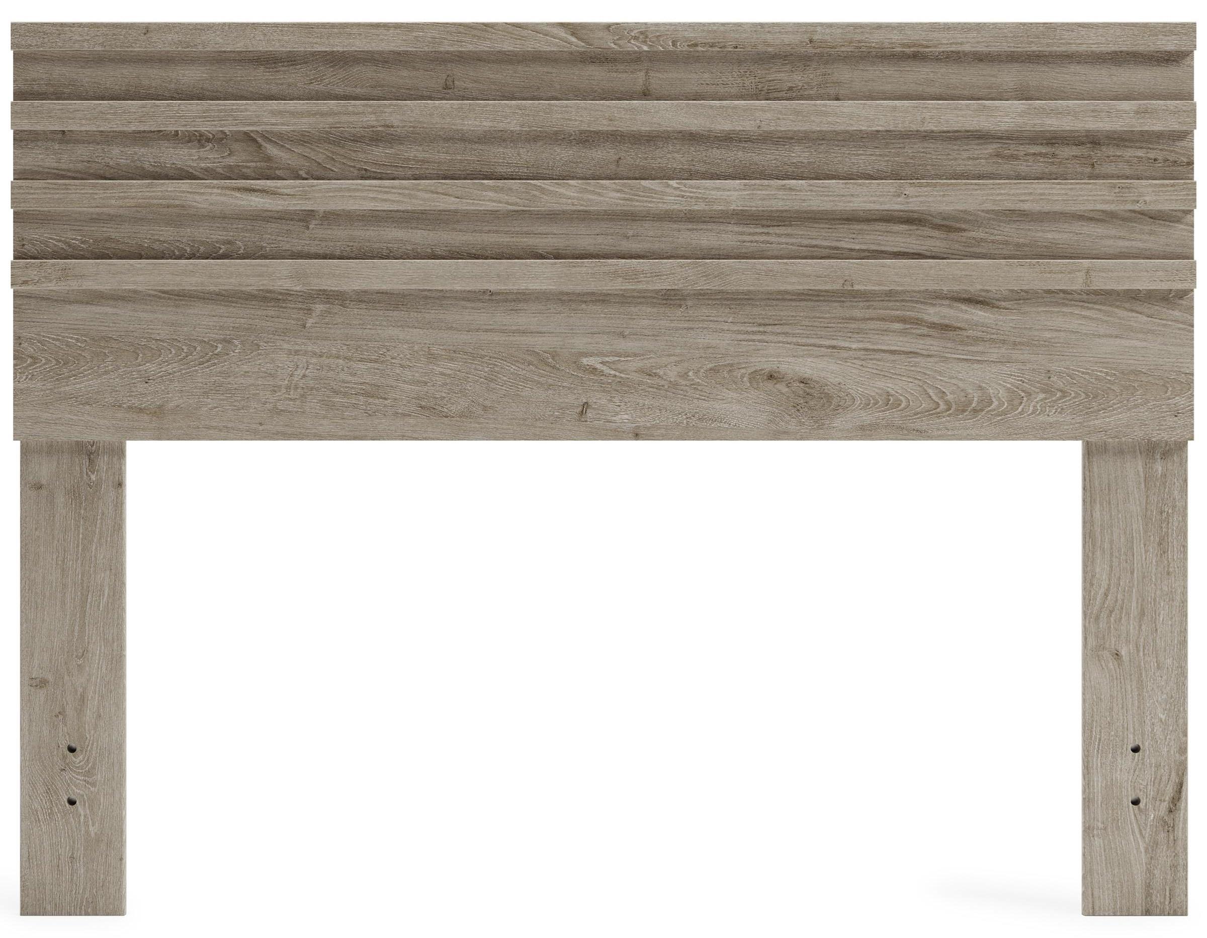 Oliah Full Panel Platform Headboard by Signature Design by Ashley at Sam Levitz Furniture