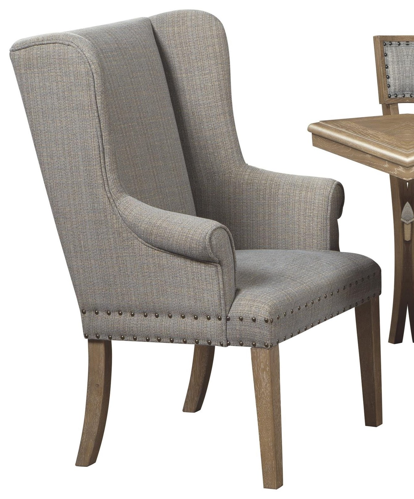 Ollesburg Ollesburg Arm Chair by Ashley at Morris Home