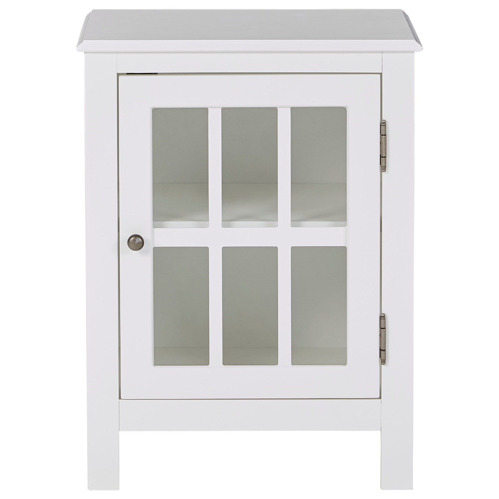 Opelton Accent Cabinet by Signature Design by Ashley at Furniture Barn