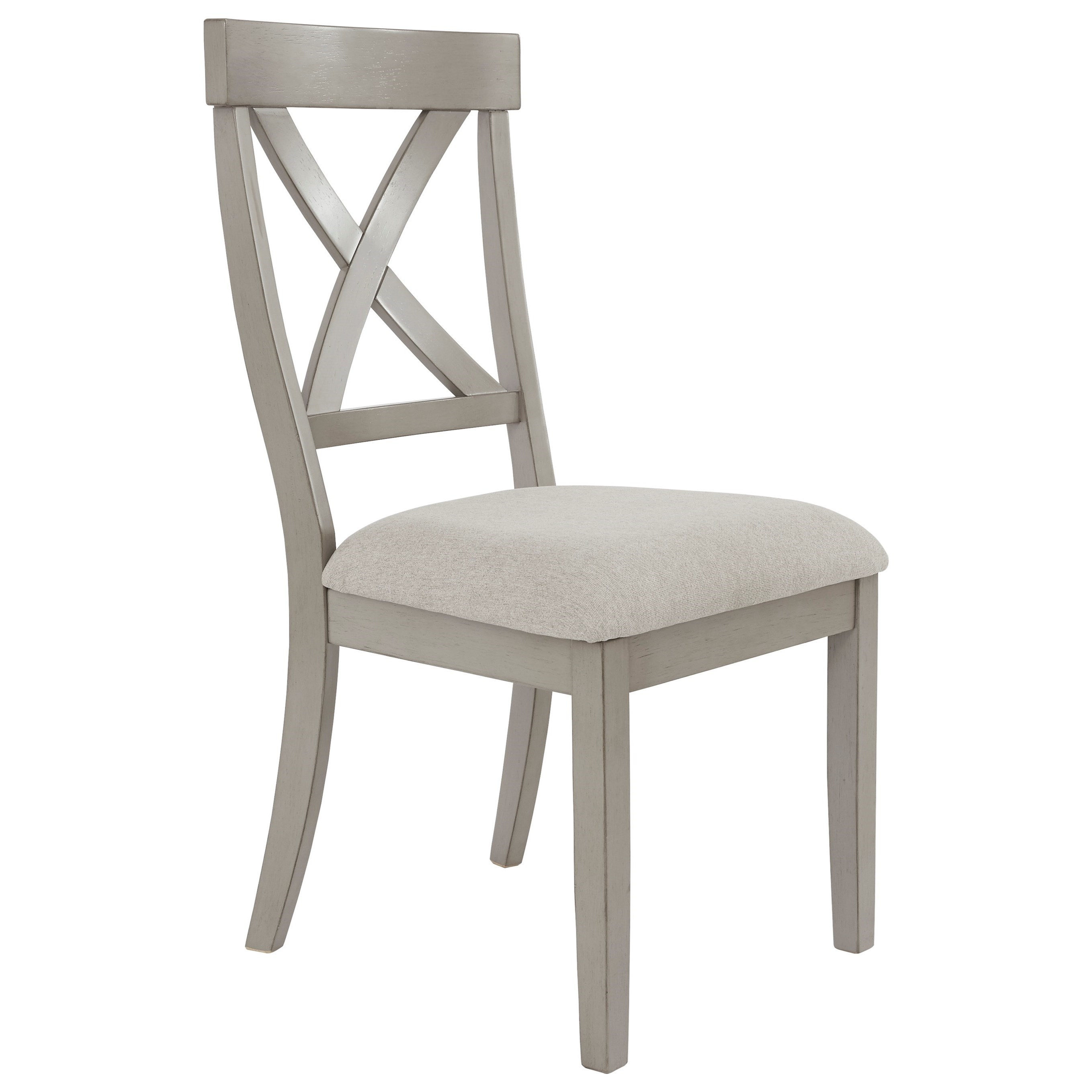 Parellen Dining Side Chair by Signature Design by Ashley at Furniture and ApplianceMart