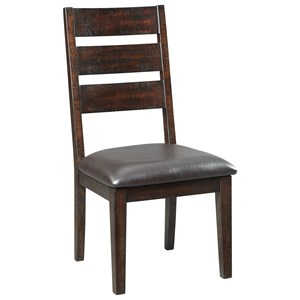 Signature Design by Ashley Parlone Dining Upholstered Side Chair