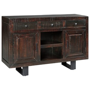 Signature Design by Ashley Parlone Dining Room Server