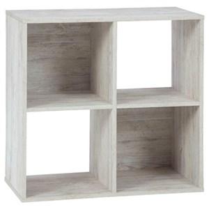 Contemporary Four Cube Organizer