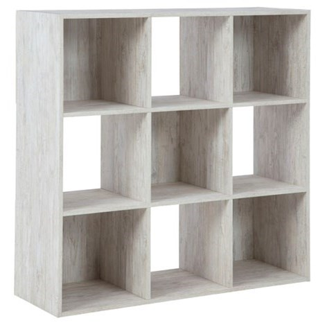 Paxberry Nine Cube Organizer by Signature Design by Ashley at Northeast Factory Direct