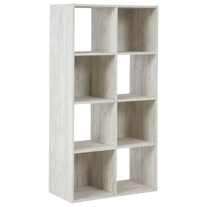 Paxberry Eight Cube Organizer by Signature Design by Ashley at Zak's Warehouse Clearance Center