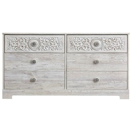 Paxberry Dresser by Signature Design by Ashley at Northeast Factory Direct