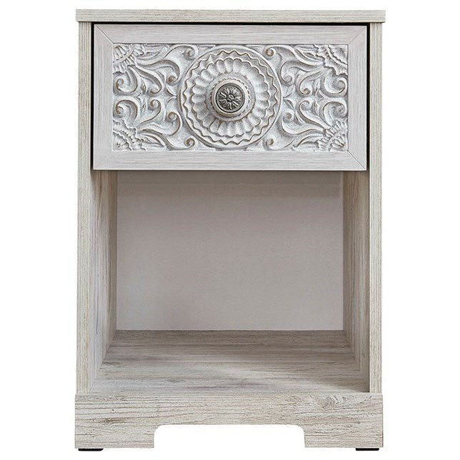Paxberry Nightstand by Signature Design by Ashley at Zak's Warehouse Clearance Center