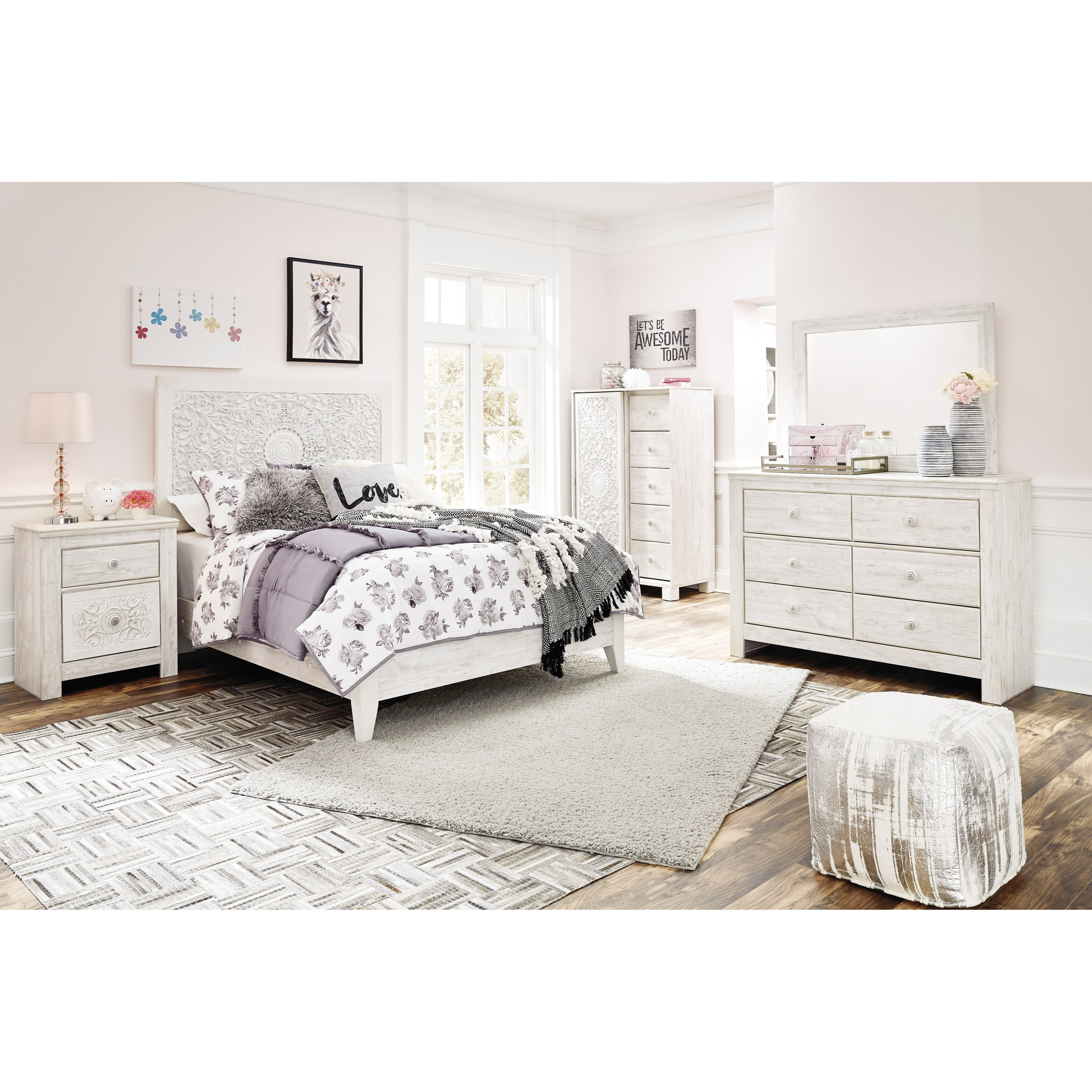 Paxberry Full Bedroom Group by Signature Design by Ashley at Northeast Factory Direct