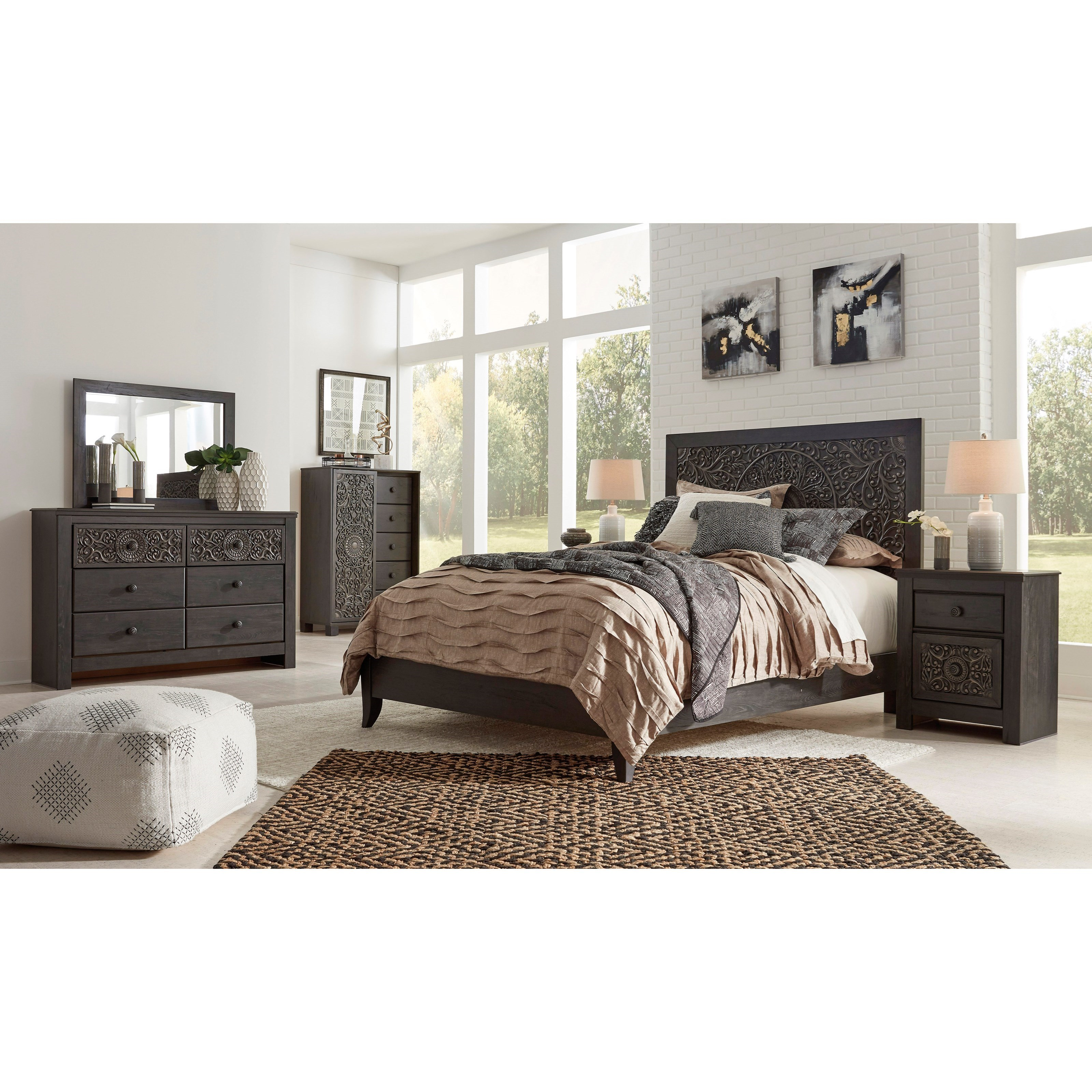 Paxberry Queen Bedroom Group by Signature Design by Ashley at Zak's Warehouse Clearance Center
