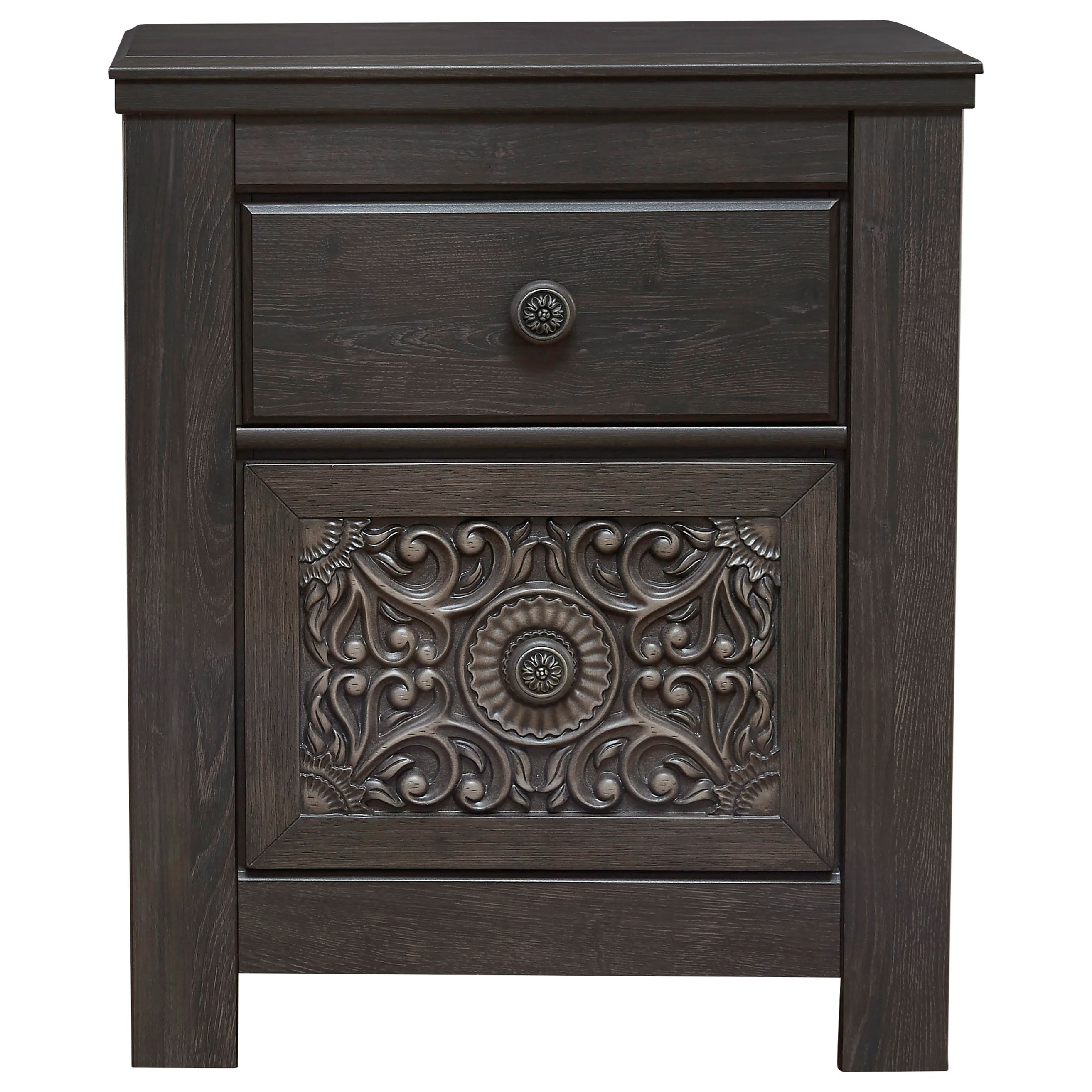 Paxberry Nightstand by Ashley (Signature Design) at Johnny Janosik