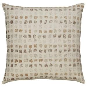 Whitehurst Cream/Taupe Pillow