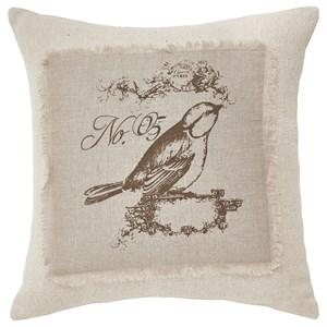 Signature Design by Ashley Pillows Ashling Brown/Cream Pillow