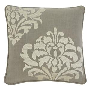 Signature Design by Ashley Pillows Damask - Gray Pillow Cover