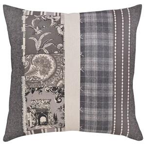 Signature Design by Ashley Pillows Avinoam Natural/Gray Pillow