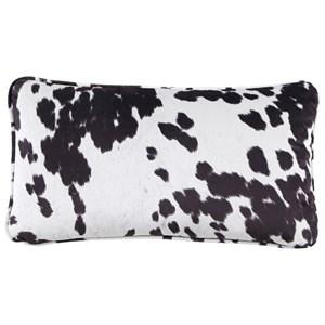 Signature Design by Ashley Pillows Dagan Black/White Pillow